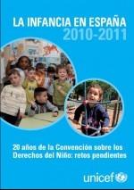 La infancia en España 2010-2011