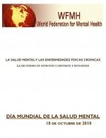 La salud mental y las enfermedades físicas crónicas: la necesidad de atención constante e integrada