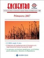Portada Encuentro n1 2007