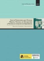 Portada Guia prestaciones personas situacion dependencia 2007