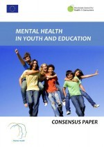 Portada Mental health youth education