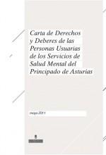 Portada Carta derechos deberes salud mental Asturias