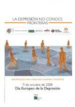 Día europeo de la depresión 2008