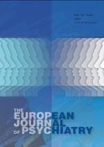Portada European Journal Psychiatry