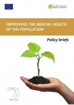 Improving the mental health of the population: policy briefs