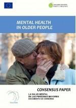 Salud mental en las personas mayores