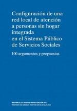 Configuración de una red local de atención a personas sin hogar integrada en el Sistema Público de Servicios Sociales