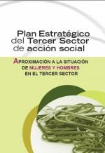 Aproximacion situacion mujeres hombres Tercer Sector