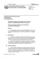 Examen de los informes presentados por los Estados partes en virtud del artículo 35 de la Convención