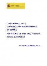 Portada Libro blanco coordinacion sociosanitaria