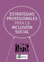 Estrategias profesionales para la inclusión social