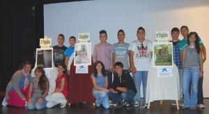Ganadores del IV Concurso de Carteles organizado por ACEFEP