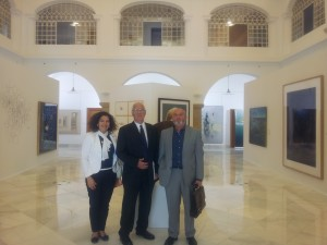 FEAFES Extremadura Parlamento