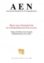 Portada Hacia una reformulacion rehabilitacion psicosocial
