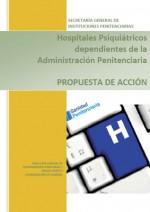 Portada Hospitales Psiquiatricos Administracion Penitenciaria