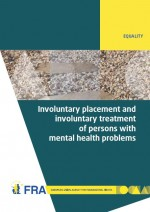 Portada Involuntary placement involuntary treatment mental health