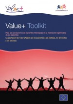 Value+ toolkit: para las asociaciones de pacientes interesadas en la implicación