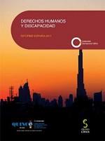 Derechos humanos y discapacidad: informe España 2011