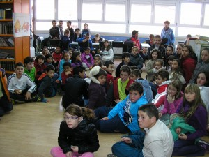Charla Colegio Barco