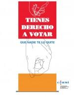 Portada Tienes derecho a votar