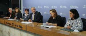 Firma convenio Asociaciones de Discapacitados. 04/04/2013. DIAZ URIEL.