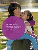 II Plan integral de acción de mujeres con discapacidad 2013-2016