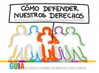 Cómo defender nuestros derechos en el marco de la convención de derechos de las personas con discapacidad