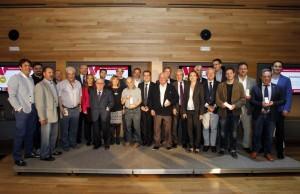 AEFES Rioja galardonados 2014