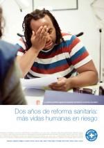 Dos años de reforma sanitaria: más vidas humanas en riesgo