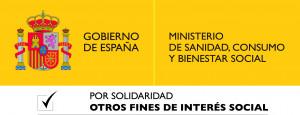 Ministerio Sanidad Consumo Bienestar Social