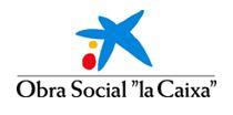 Obra Social La Caixa logo