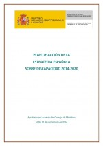 Plan de acción de la estrategia española sobre discapacidad 2014-2020