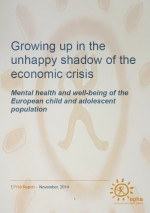 Growing up in the unhappy shadow of the economic crisis: mental health and well-being of the European child and adolescent population
