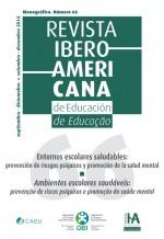 Entornos escolares saludables: prevención de riesgos psíquicos y promoción de la salud mental
