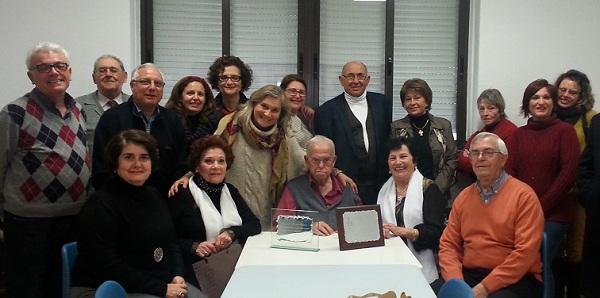 Homenaje a Francisco Morata