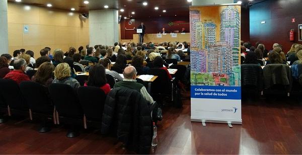 Jornada coordinación sociosanitaria Murcia