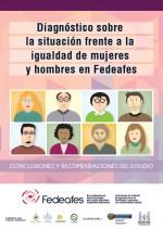 Diagnóstico sobre la situación frente a la igualdad de hombres y mujeres en FEDEAFES