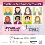 Campaña salud mental y mujer: empoderar a las mujeres con enfermedad mental