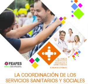 Coordinación de los servicios sanitarios y sociales