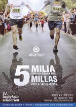 5 MILLAS por la Salud Mental_Cartel