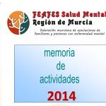 Memoria 2014 Murcia_portada