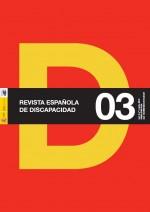 Portada Revista Espanola discapacidad 3