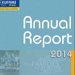 EUFAMI publica su informe anual sobre Salud Mental correspondiente a 2014
