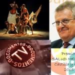 """José María Sánchez Monge, """"Locos por el Teatro"""" y Documentos TV, Premios Salud Mental Castilla y León 2015"""