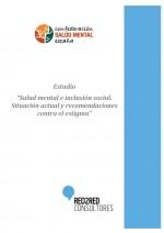 Portada estudio salud mental inclusion social