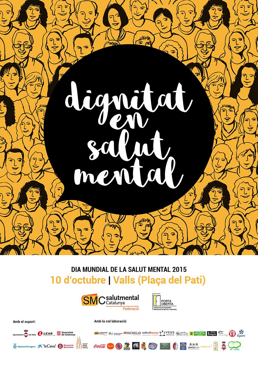 Dia Mundial Salut Mental Catalunya