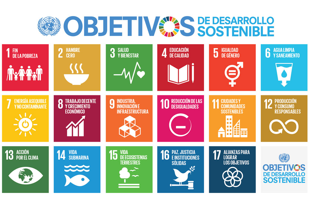 Objetivos Desarrollo Sostenible / Fuente: www.undp.org