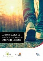 Portada El Tercer Sector de acción social en 2015