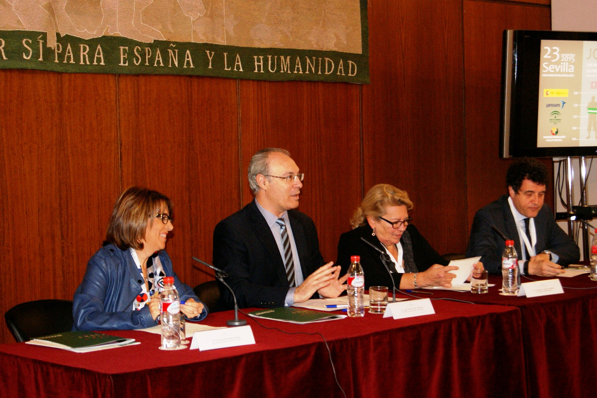 acto inaugural feafes andalucía