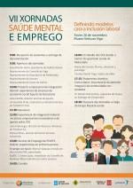 jornadas salud mental empleo feafes galicia